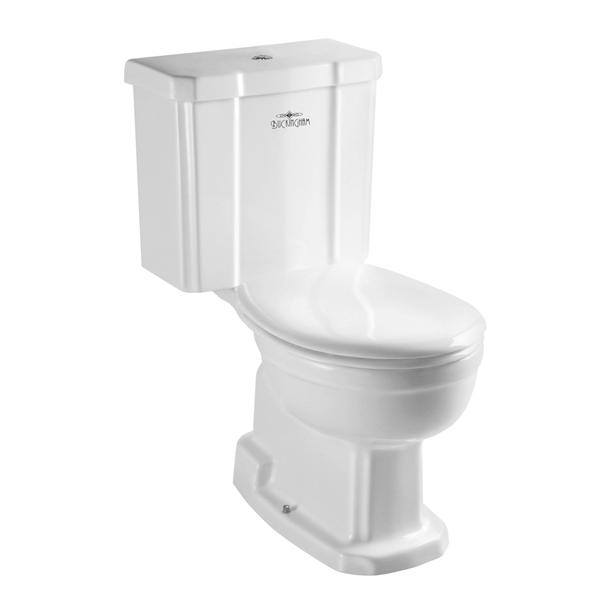 Vitra Buckingham Compatible Replacement Toilet Seat